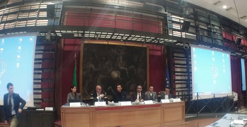 Associazione cuore digitale for Diretta camera deputati